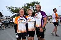 "Shelley, Sherri & Arash - team ""Tricked Into Riding"""